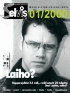 Lehden kansi: 1/2000