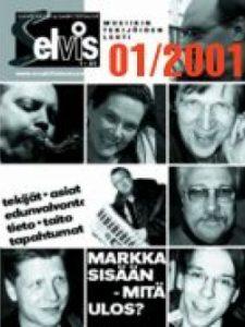 Lehden kansi: 1/2001
