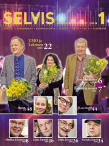Lehden kansi: 1/2008