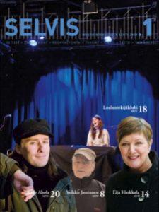 Lehden kansi: 1/2009