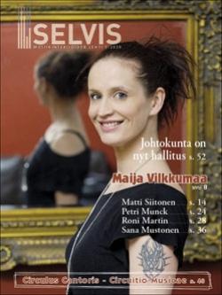 Lehden kansi: 1/2010