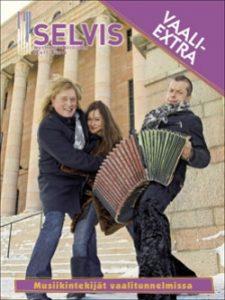 Lehden kansi: 1/2011