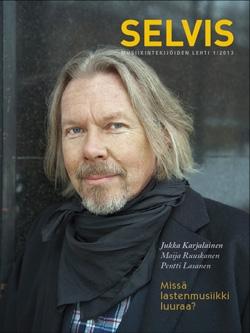 Lehden kansi: 1/2013