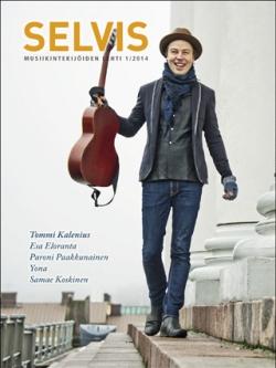 Lehden kansi: 1/2014
