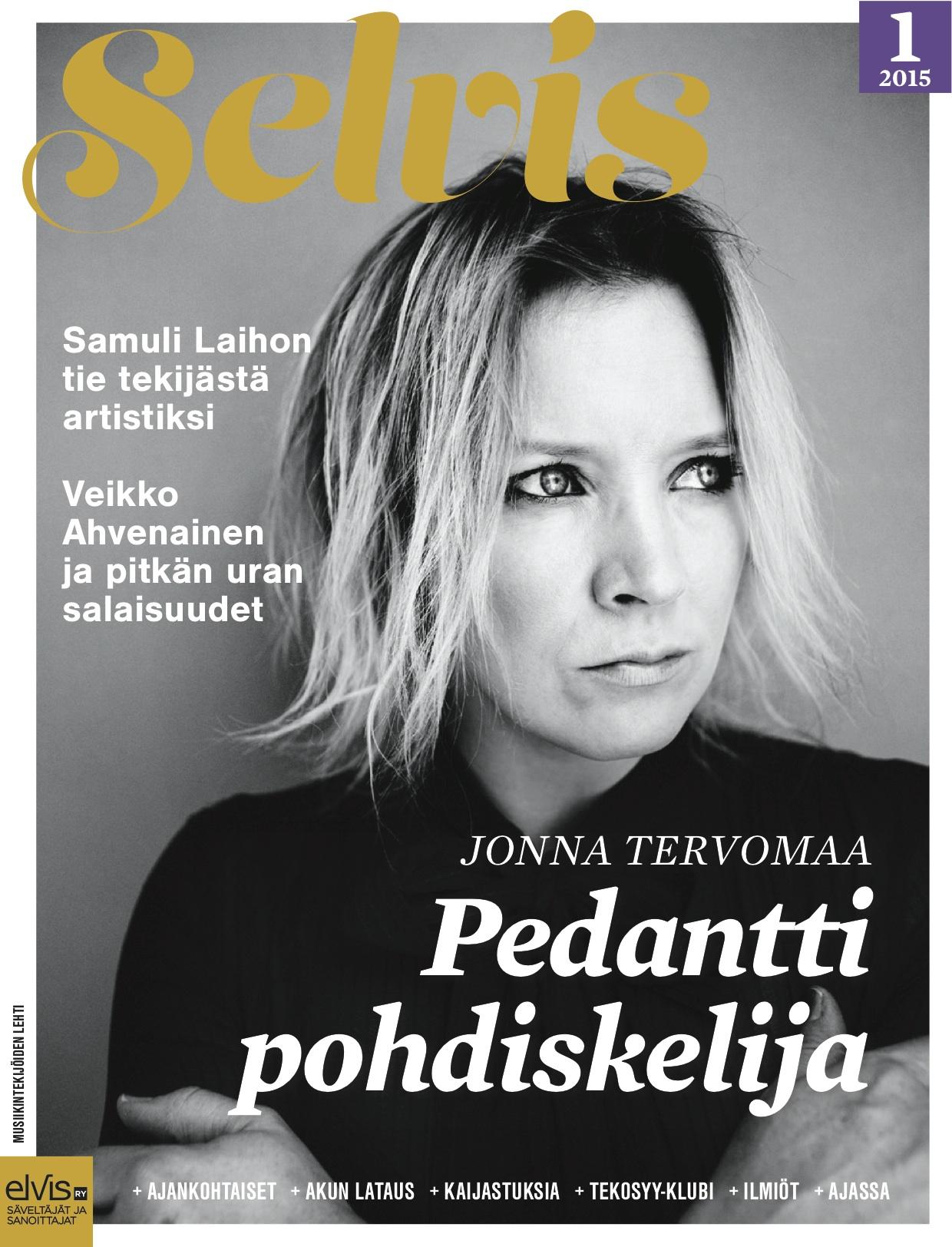 Lehden kansi: 1/2015