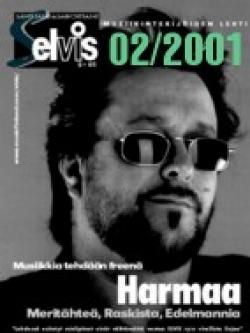 Lehden kansi: 2/2001
