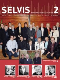 Lehden kansi: 2/2007