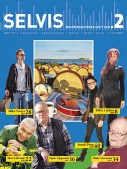 Lehden kansi: 2/2008