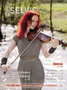 Lehden kansi: 2/2010