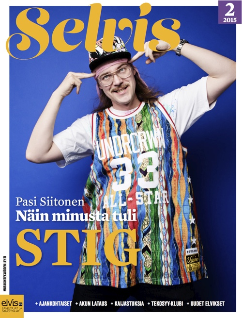 Lehden kansi: 2/2015