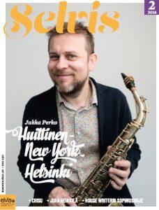 Lehden kansi: 2/2016