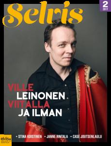 Lehden kansi: 2/2017