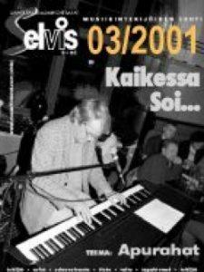 Lehden kansi: 3/2001