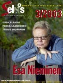 Lehden kansi: 3/2003