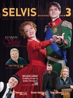 Lehden kansi: 3/2008