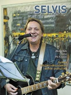 Lehden kansi: 3/2013