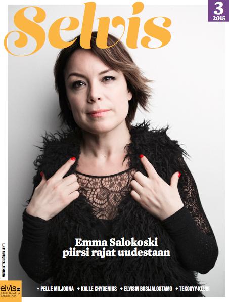 Lehden kansi: 3/2015