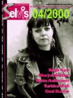 Lehden kansi: 4/2000