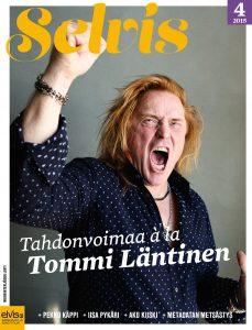 Lehden kansi: 4/2015