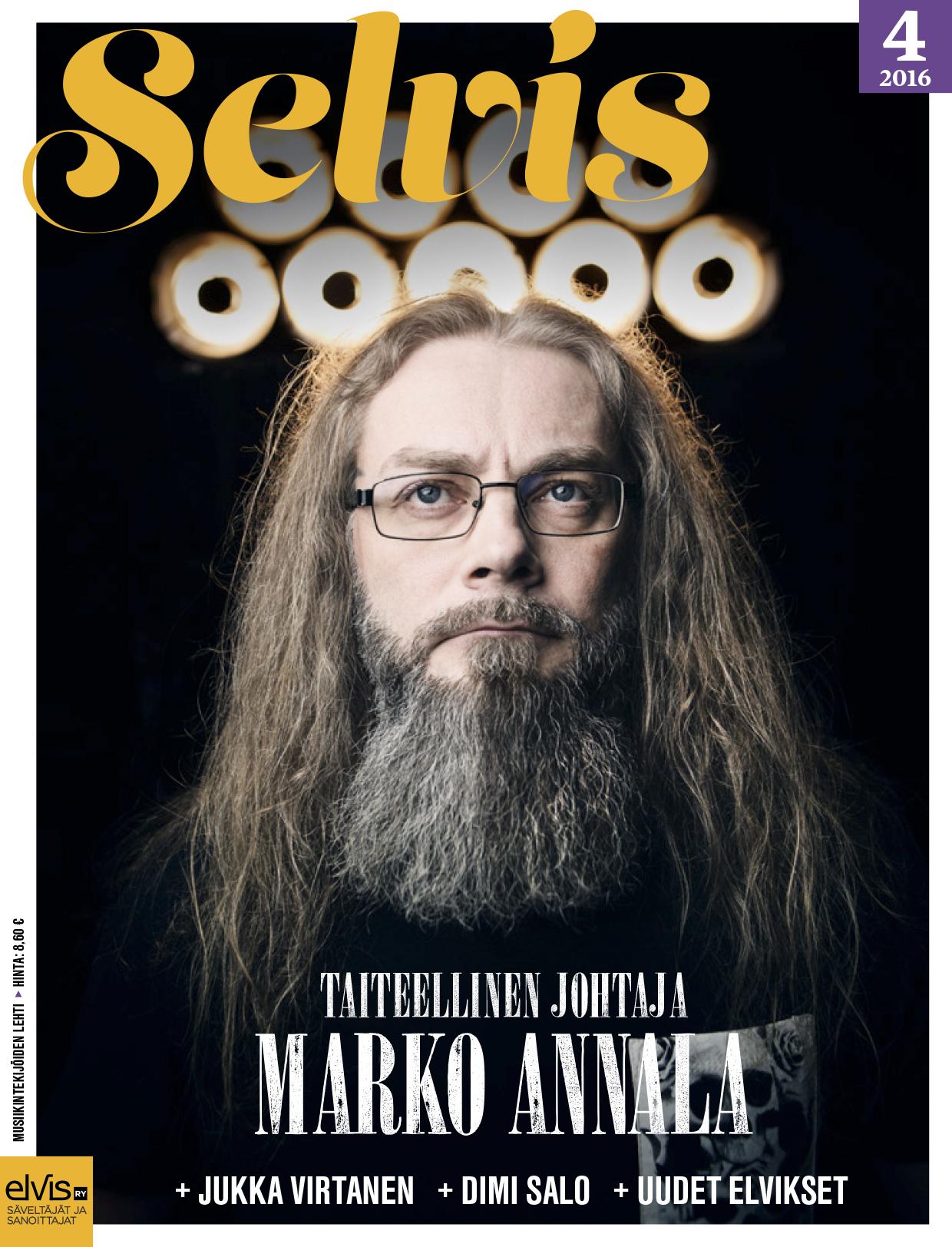 Lehden kansi: