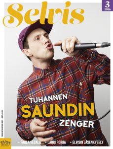 Lehden kansi: 3/2016