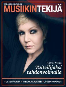 Lehden kansi: 3/2018