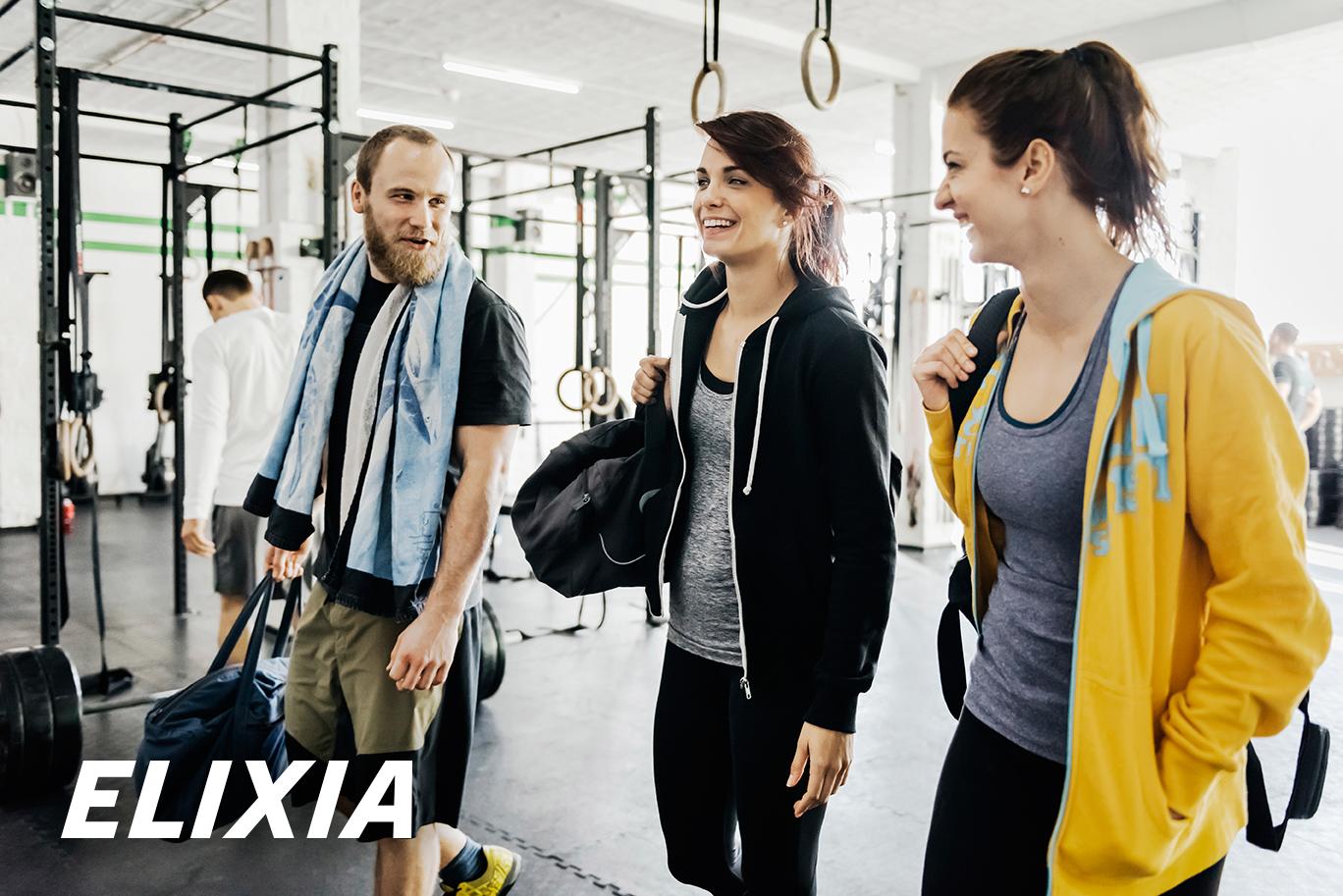 Elixia-jäsenedut