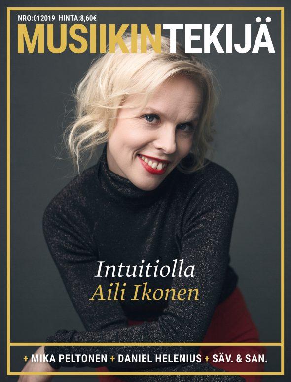 Lehden kansi: 1/2019