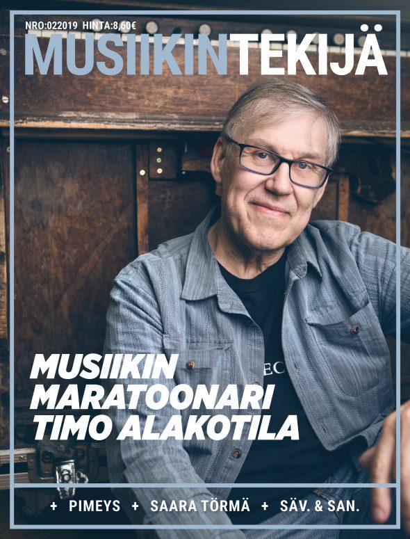 Lehden kansi: 2/2019