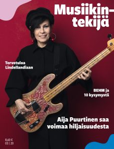 Lehden kansi: 3/2020