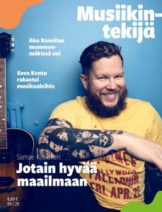 Lehden kansi: 4/2020