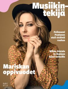 Lehden kansi: 1/2021